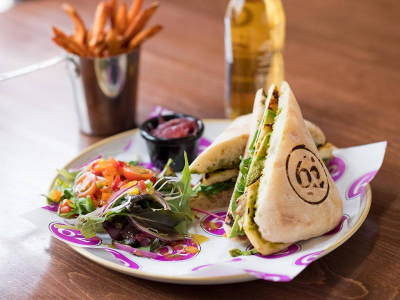 Lunch Special Offer at 62 The Bank Barnstaple