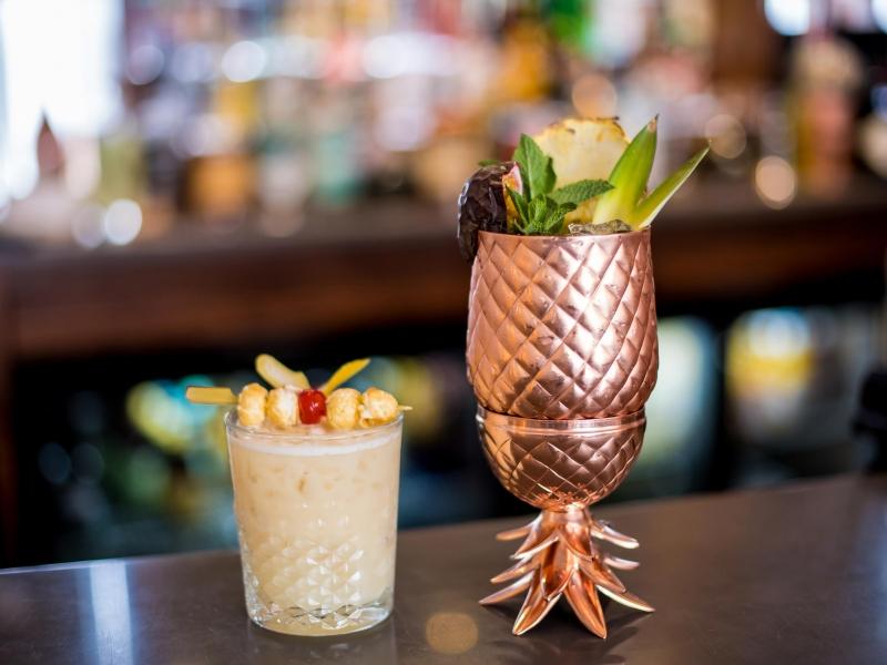 Amazing Cocktails at Bar62 Barnstaple North Devon