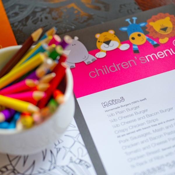 Children's Menu