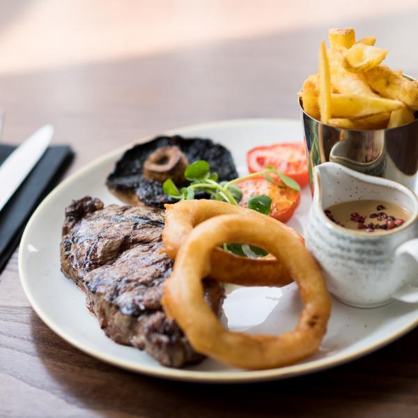 Sirloin Steak 10oz