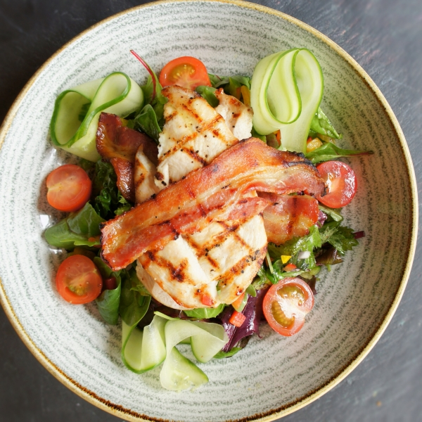 Chicken & Bacon Salad